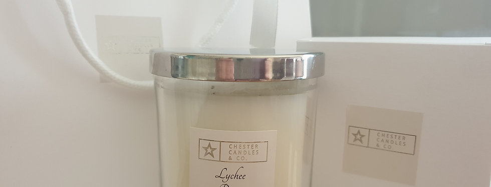 Lychee Peony Candle