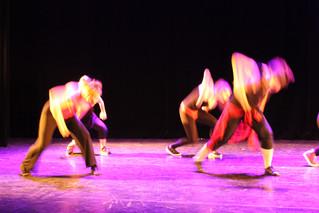 Superbe spectacle de danse du CLP
