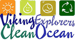 Viking explorers clean ocean join