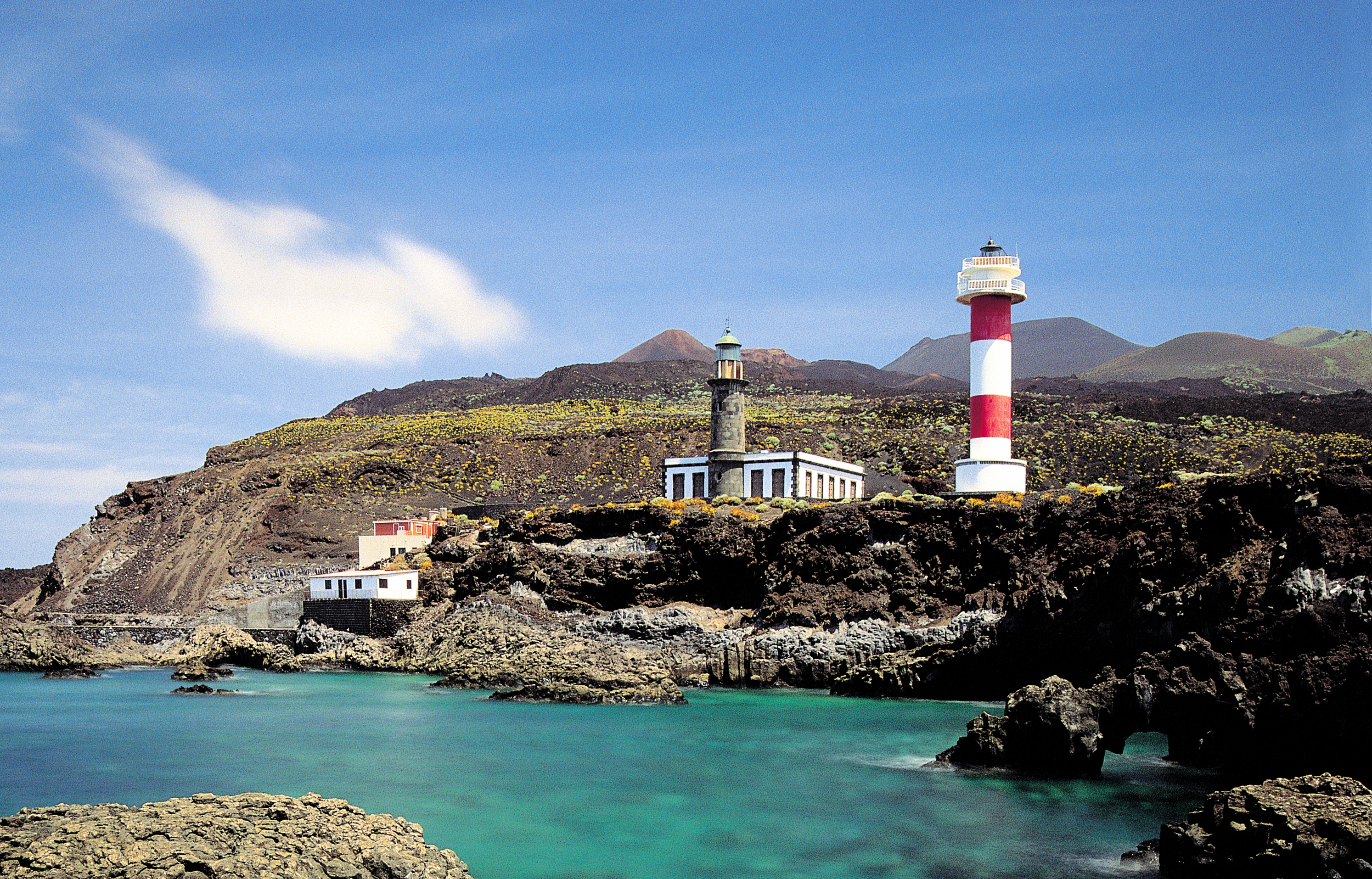 Fuencaliente lighthouse, La Palma