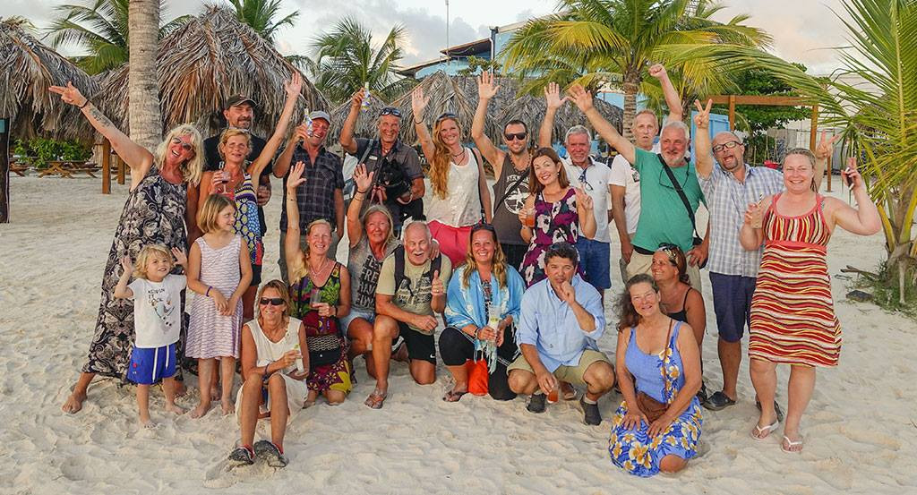Viking Explorers in Barbados