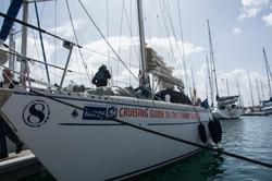 research vessel