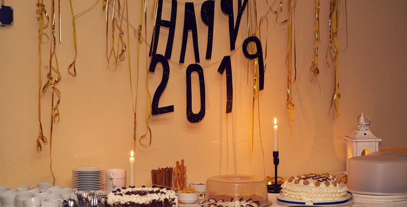 FIT Happy New Year 2018 2019