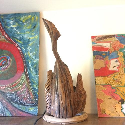 Lampada Cormorano / Cormorant Lamp