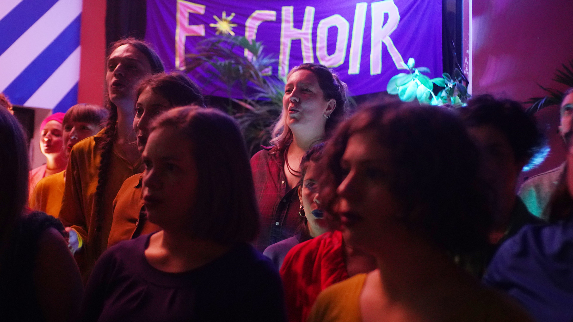 F* Choir and Friends - Earth Hackney, 2020
