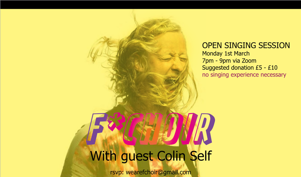 Open Session #2 with Colin Self