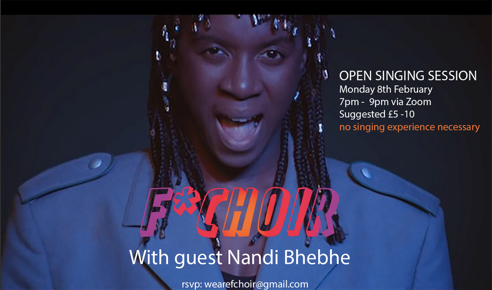 Open Session #1 with Nandi Bhebhe