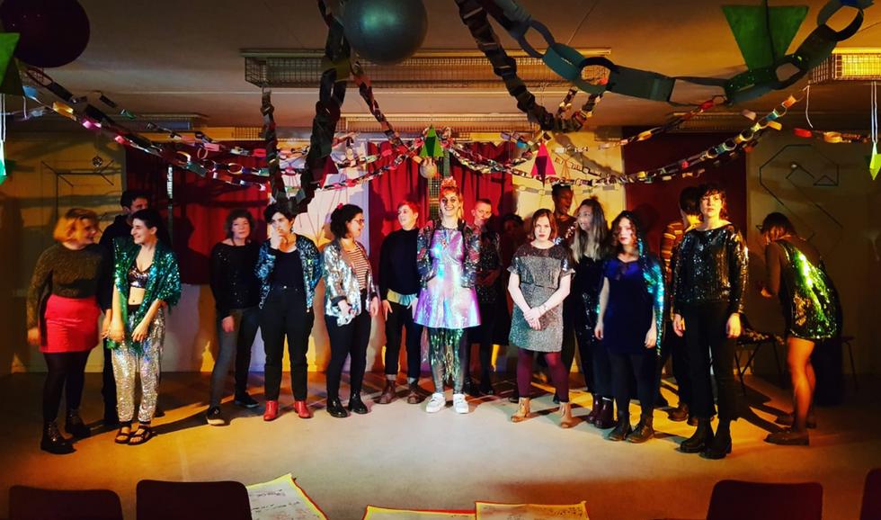 F* Mas at Mountford Hall, 2019