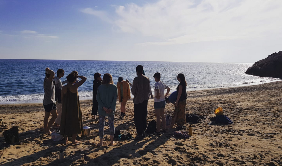 F* Choir residency in Catalonia, 2019