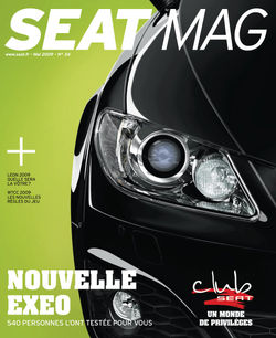 SEAT MAG pour Meanings