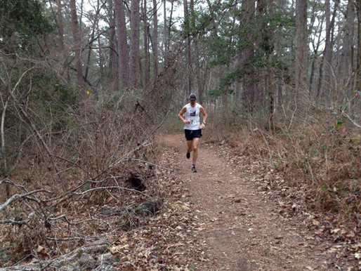 Matt Laye wins Rocky Raccoon 100-Mile Trail Championship