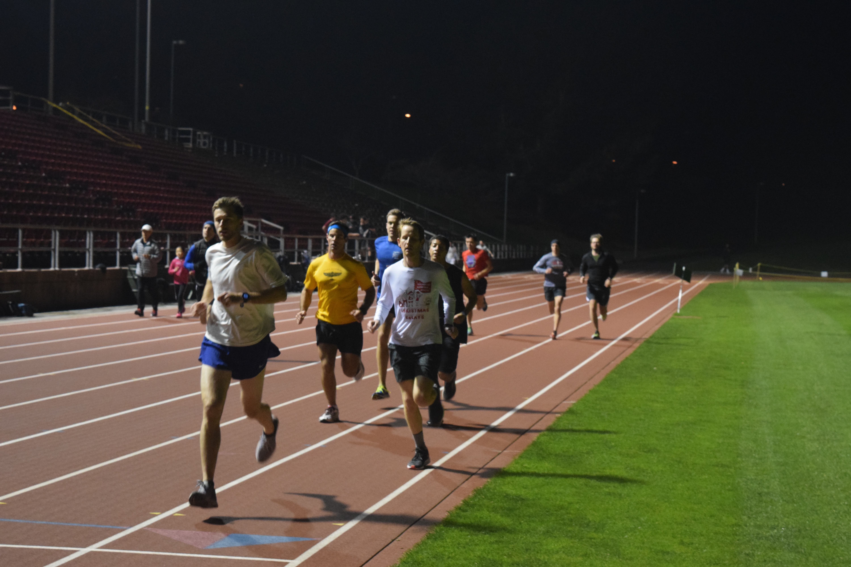 West Valley TC Kezar Track Workout 8