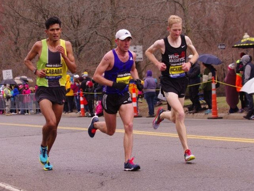 Malcolm Richards on the Road to His 2nd Olympic Marathon Trials