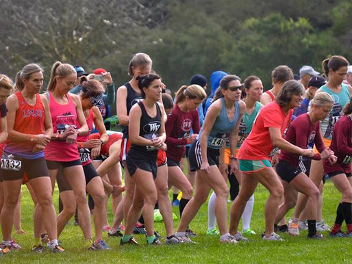 Master's Women 18th at USATF National Club XC Championships