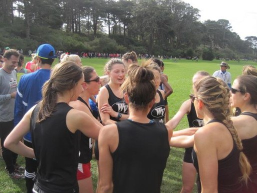 Open Women Step it Up at USATF National Club XC Championships