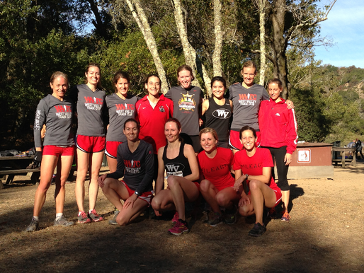 WVTC Women take 1st place at John Lawson Tamalpa Challenge