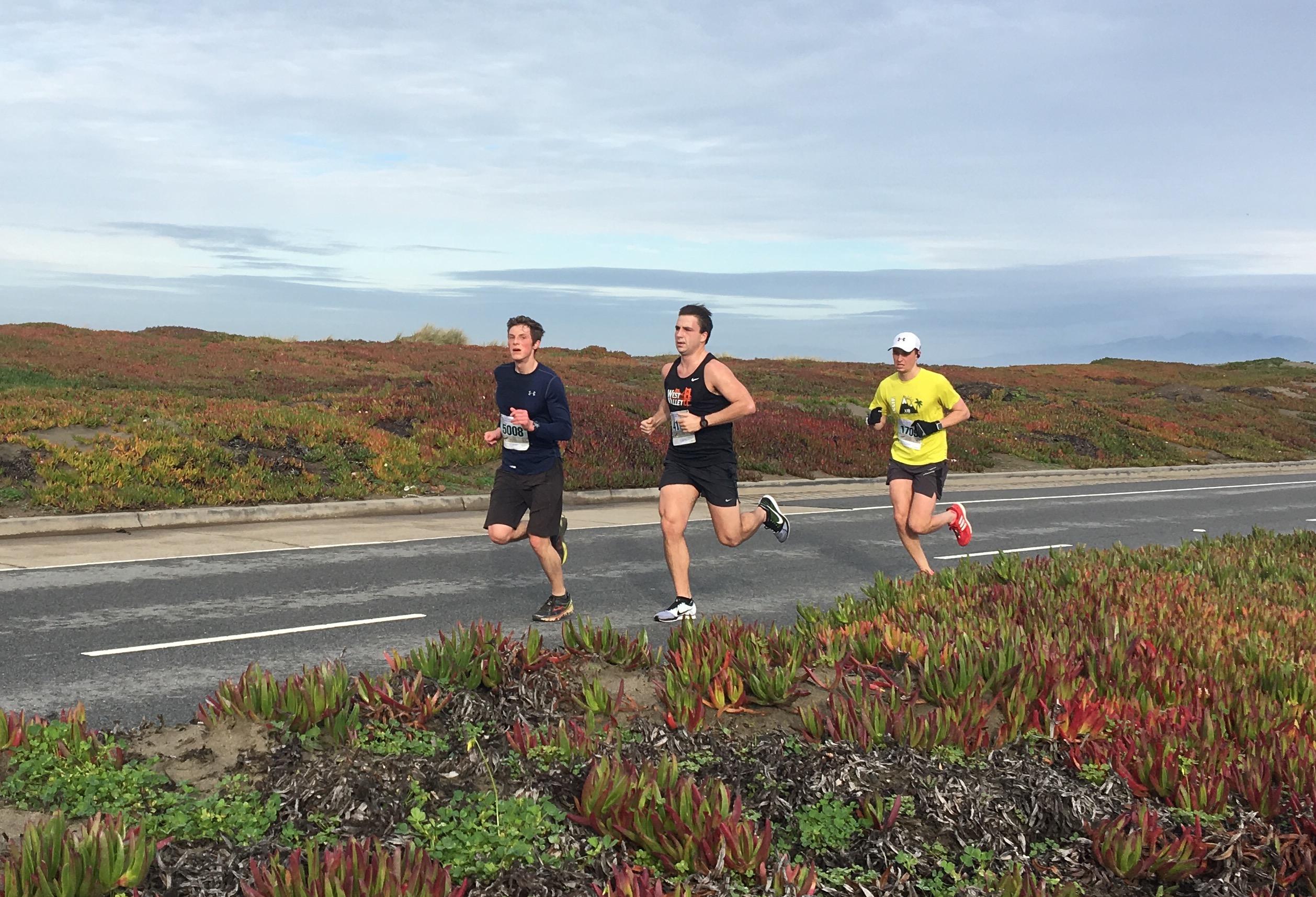 2017 Kaiser Half Marathon