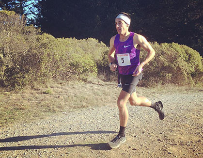 Alex Varner Talks Dipsea, TNF 50 and When It's Time to Drop