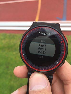 American Record 4:54.52