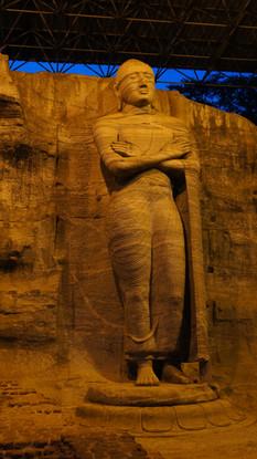 Gal Vihaha - Third Buddha