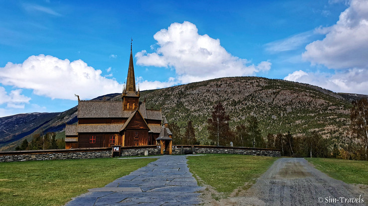 Stave Church of Lom