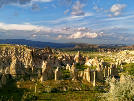 Guiding you from the caves to the skies of Cappadocia