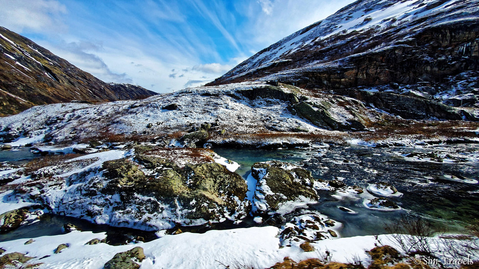 Bøverdal valley