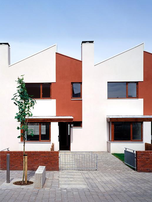 Shangan 2c / Whiteacre Housing