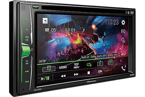 PIONEER 6.5 DVD AVH-220EX