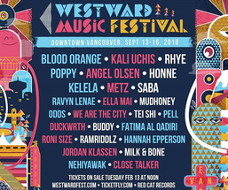 Westward Music Festival 2018