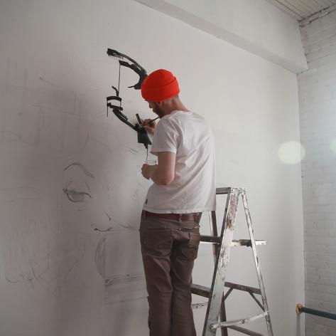 Artist Series - Mural