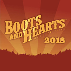 BOOTS & HEARTS MUSIC FESTIVAL 2018
