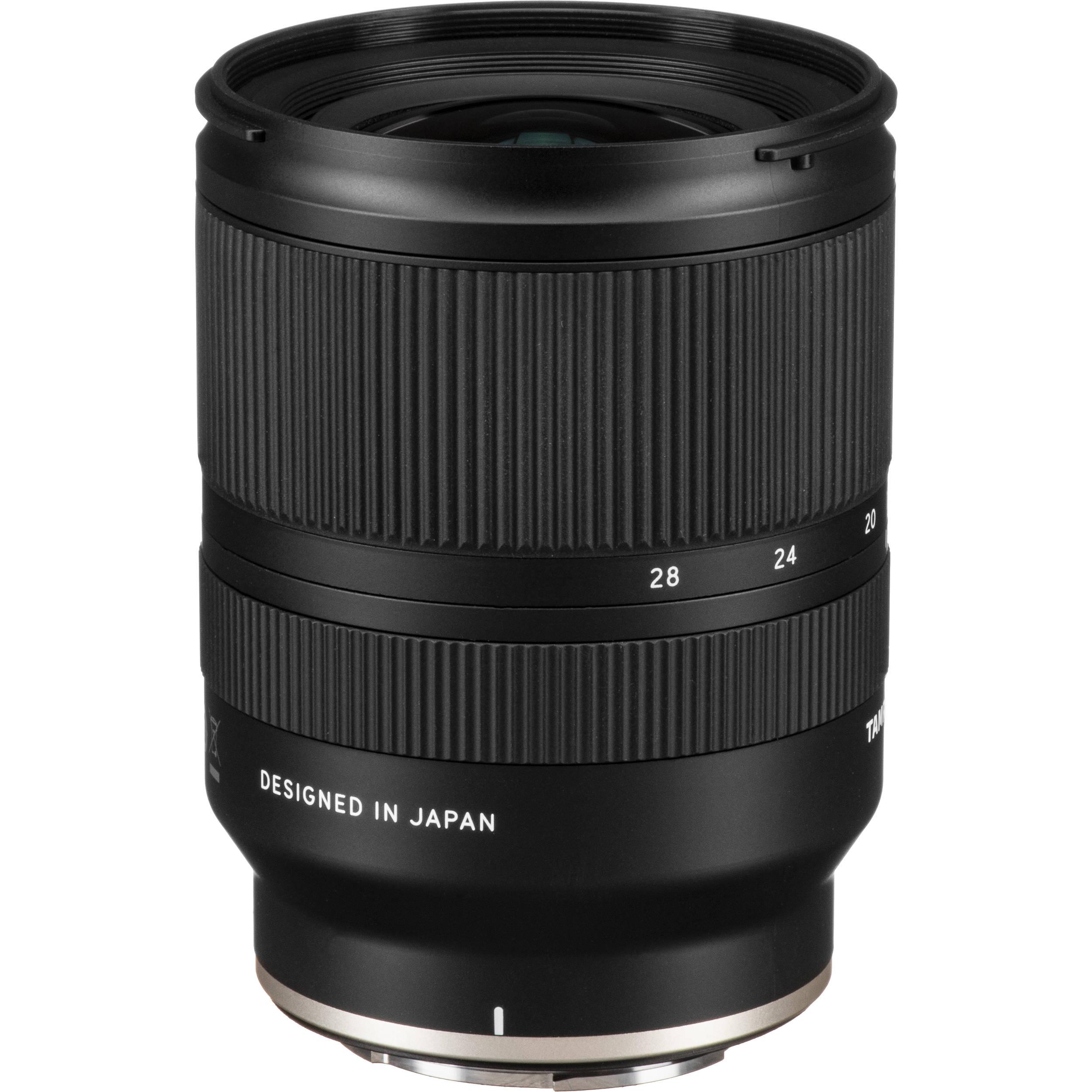 Tamron 17-28mm F2.8 Lens