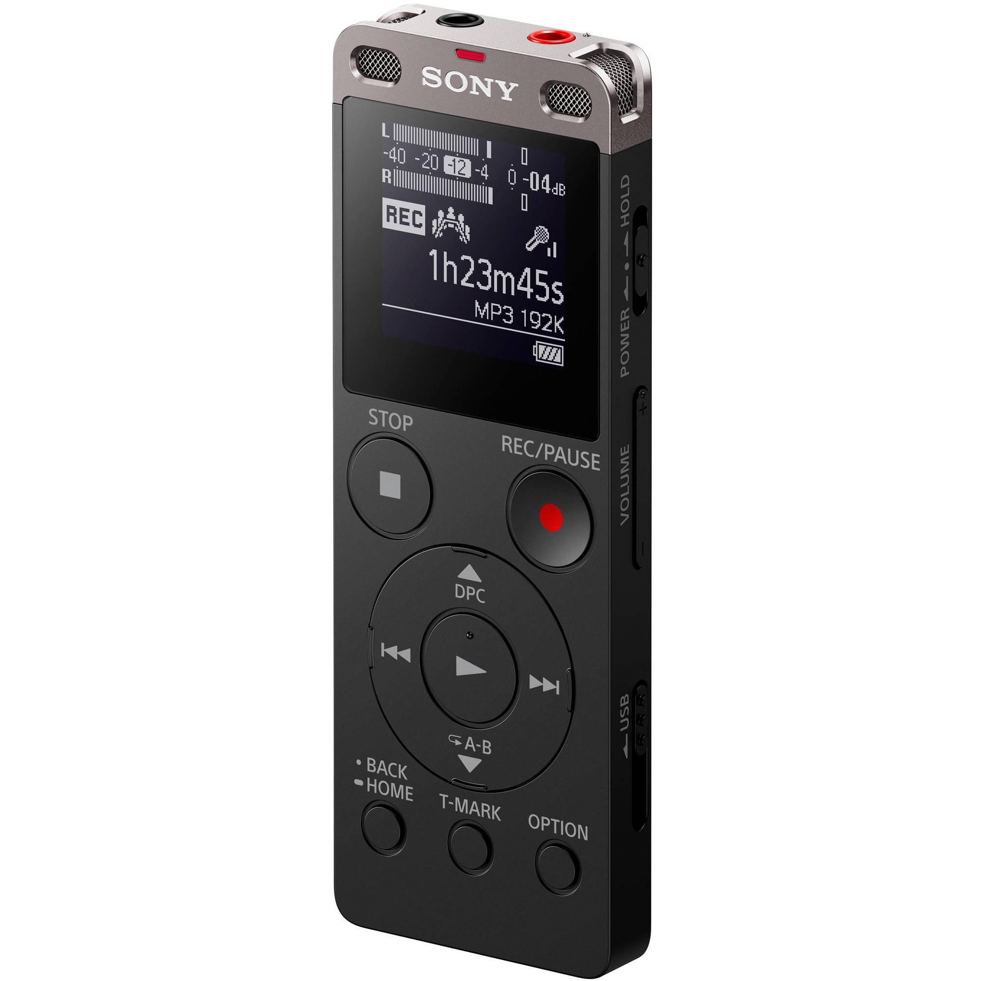 Sony ICDUC560BLK Audio Recorder