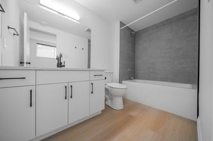 Basement Suite - 4