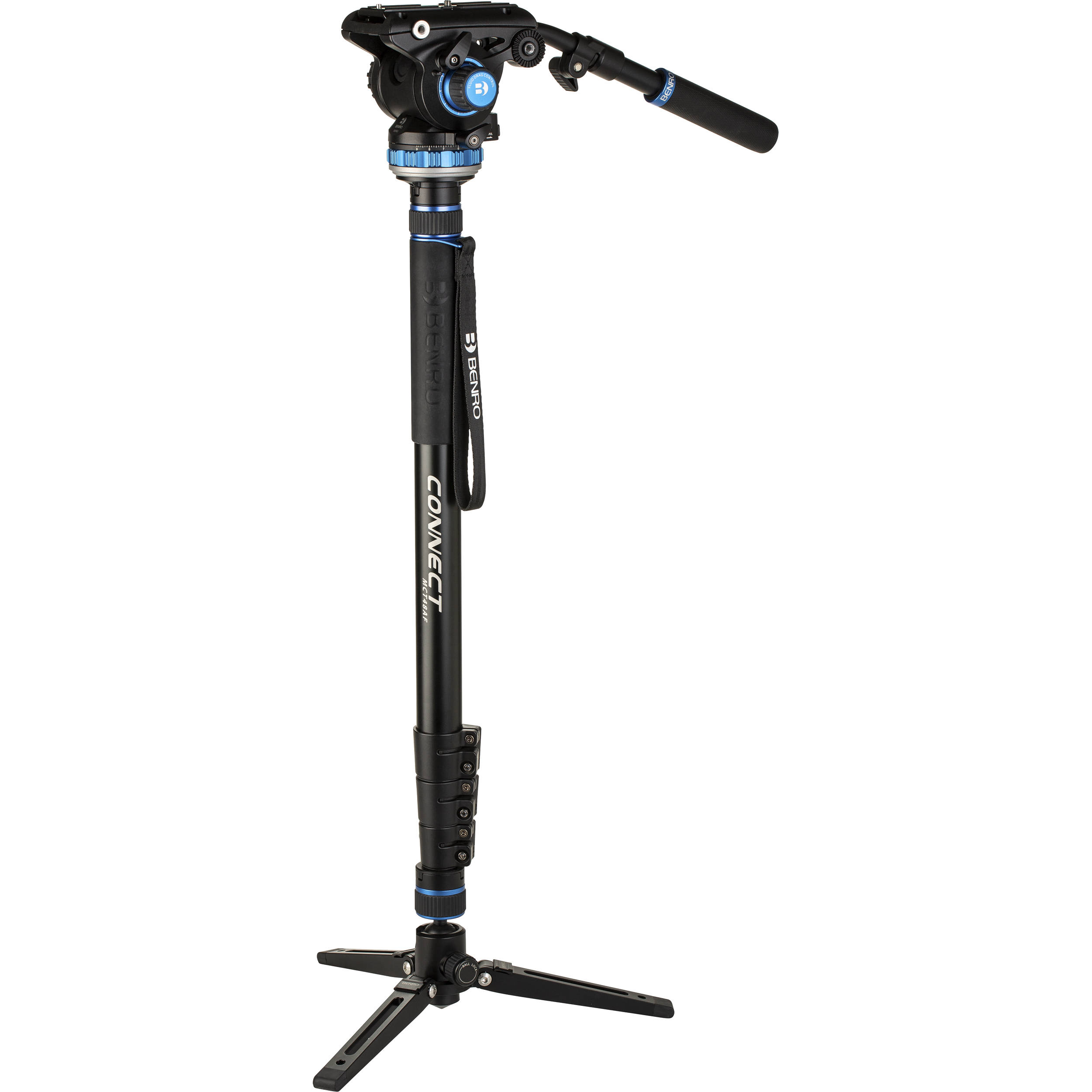 Benro Connect S6 Video Monopod