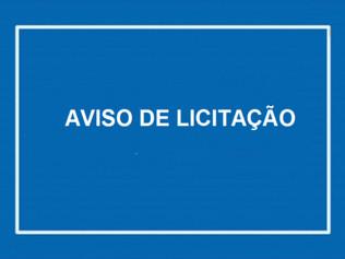 AVISO DE LICITAÇÃO – PREGÃO ELETRÔNICO Nº 009/2019 – SRP
