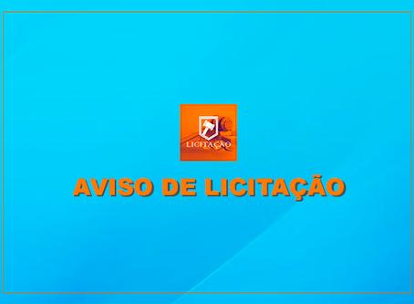 AVISO DE EDITAL - PE 025/2020 PREGÃO ELETRÔNICO N° 025/2020 – PE