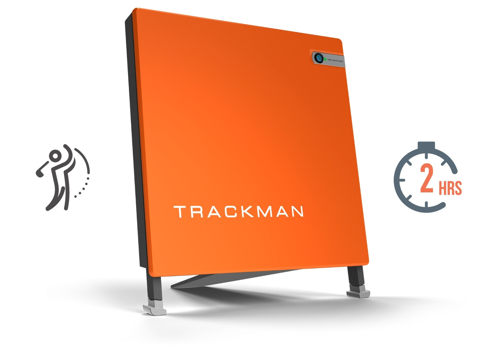 2 Hours Trackman Hire - 1 Player