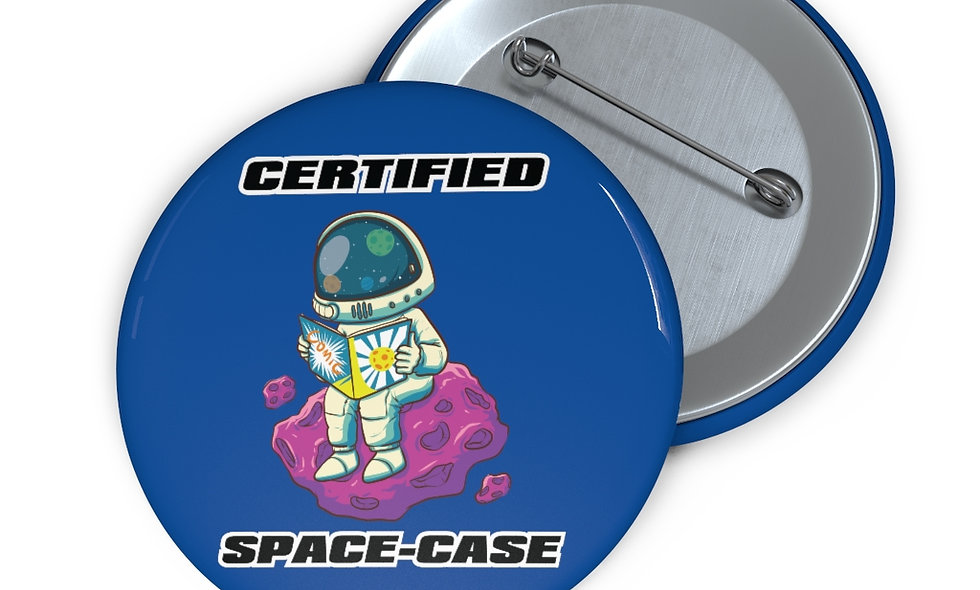Space-Case Pin Buttons