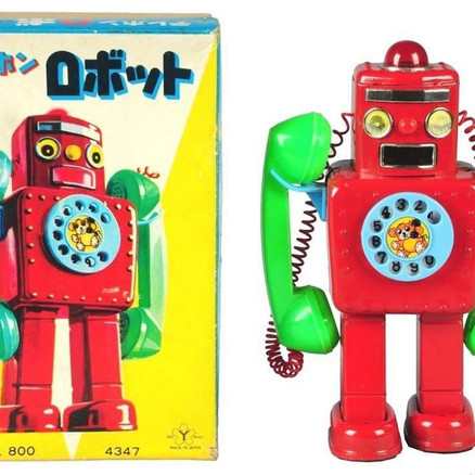 The Telephone Robot