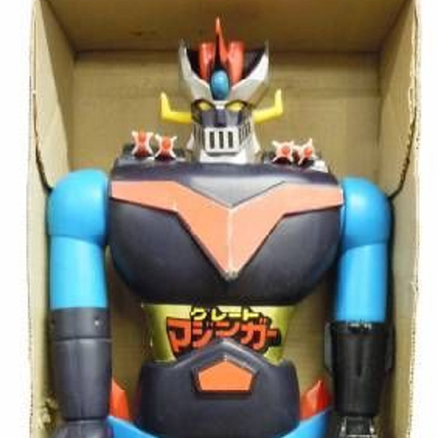 SHOGUN WARRIOR: GREAT MAZINGER