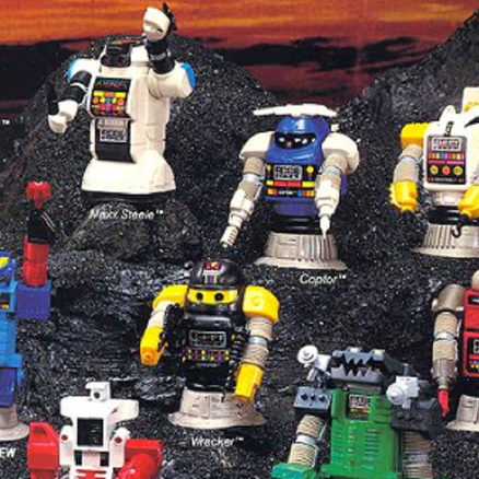 Robo Force – Gone but not forgotten