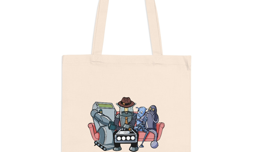 Club S.O.T.A. Tote Bag