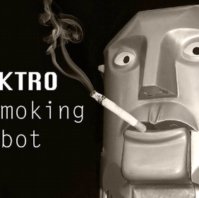 ELEKTRO The Magnificent Smoking Robot