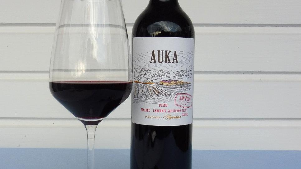 AUKA Blend Classic - Malbec/Cabernet Sauvignon