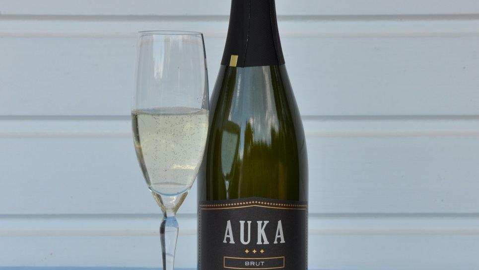 AUKA Sparkling Wine Extra Brut Blanco