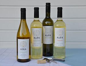 Sortiment AUKA Weißwein