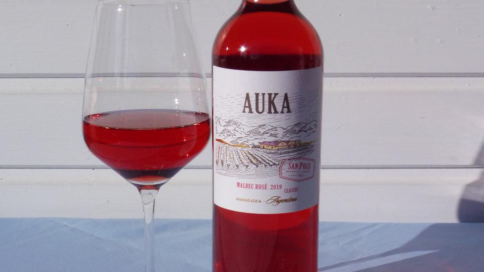 AUKA Malbec Rosé Classic