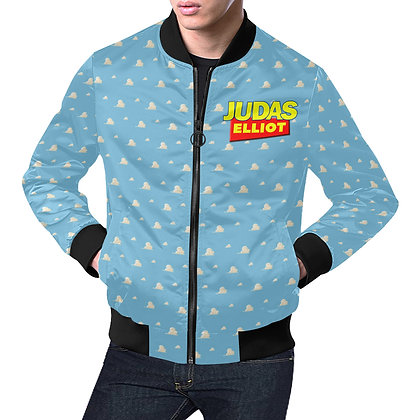 "Judas ""Toy Story"" Mens Bomber Jacket"